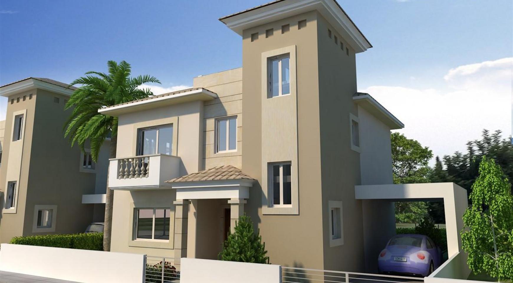 Современная 3-Спальная Вилла в Новом Проекте - 15