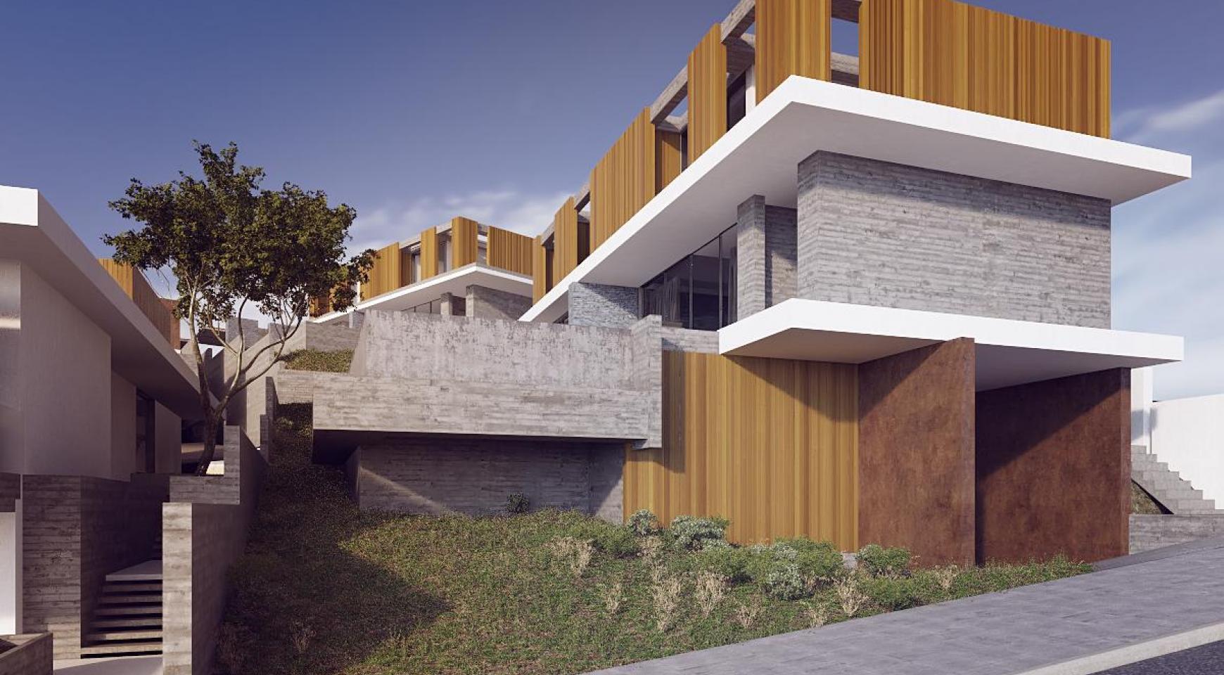 Эксклюзивная 3-Спальная Вилла с Великолепными Видами в Районе Гермасойя - 5