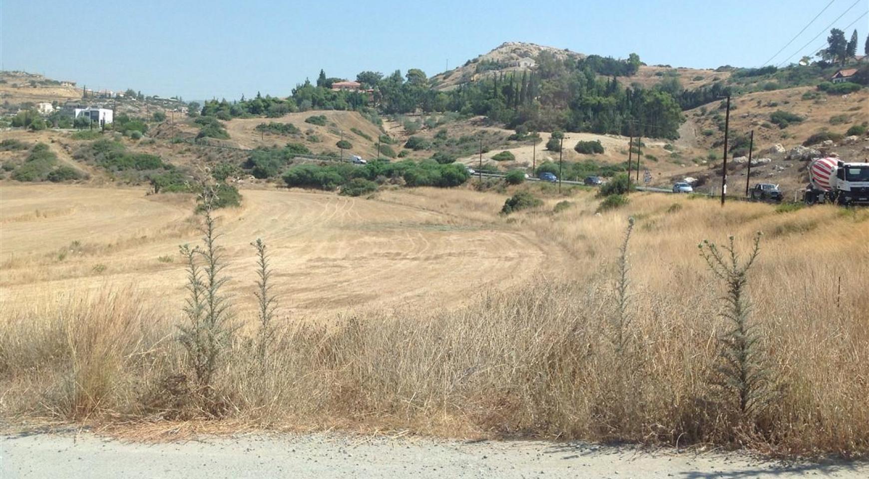 Большой Строительный Участок в Parekklisia - 2