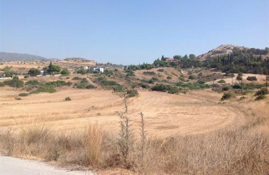 Большой Строительный Участок в Parekklisia