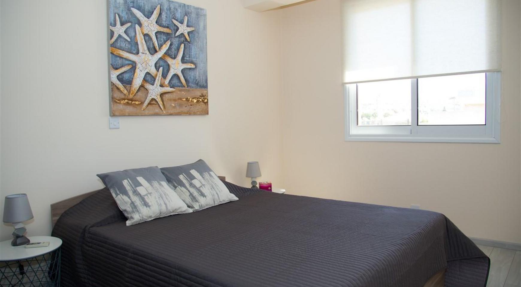 Frida Court. Уютная 2-Спальная Квартира 101 в Районе Potamos Germasogeia - 8