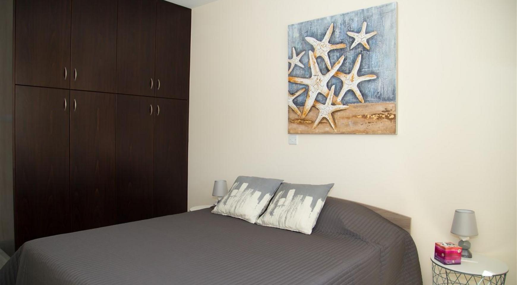 Frida Court. Уютная 2-Спальная Квартира 101 в Районе Potamos Germasogeia - 9