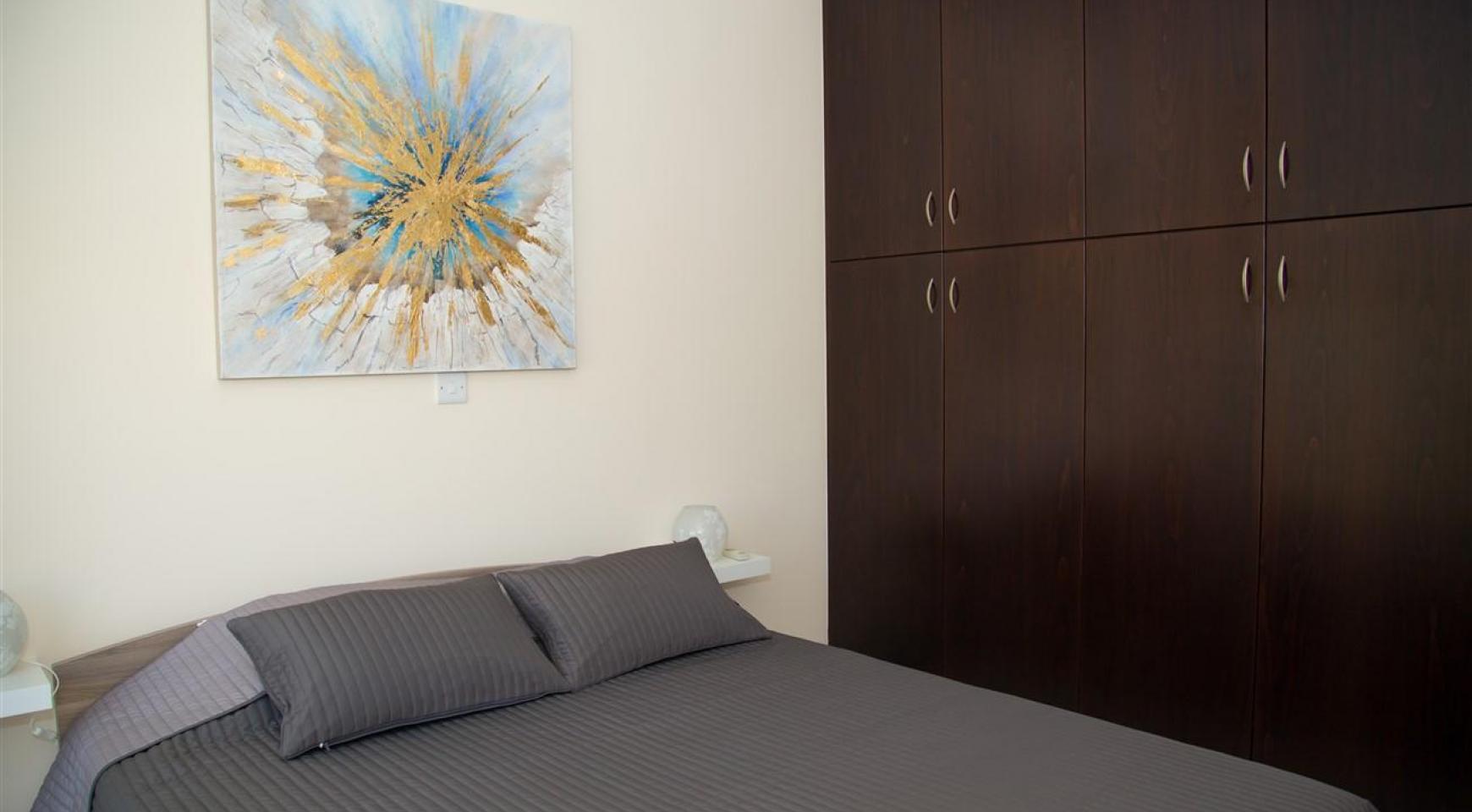Frida Court. Уютная 2-Спальная Квартира 101 в Районе Potamos Germasogeia - 6