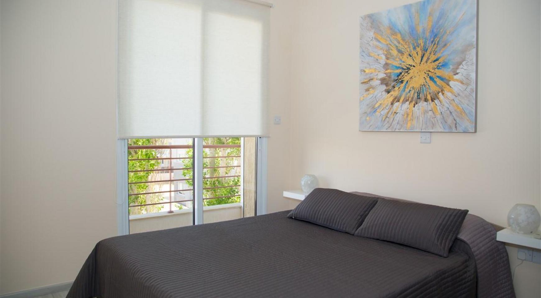 Frida Court. Уютная 2-Спальная Квартира 101 в Районе Potamos Germasogeia - 7
