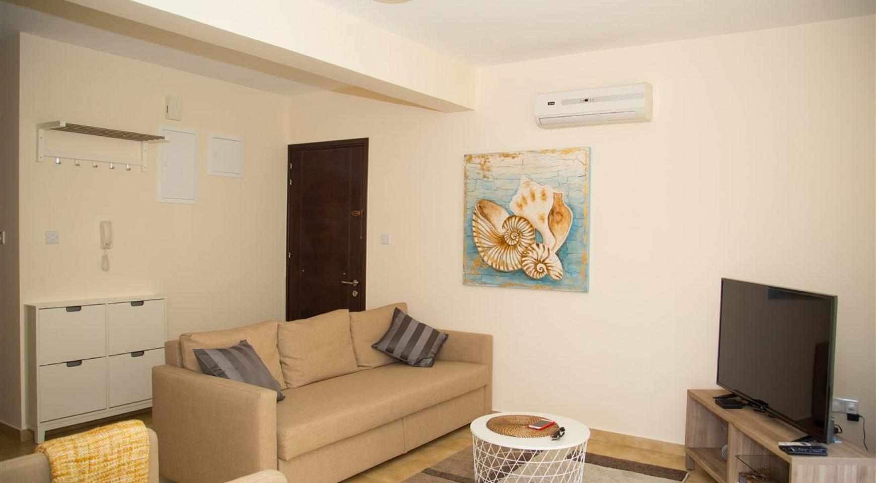Frida Court. Уютная 2-Спальная Квартира 101 в Районе Potamos Germasogeia - 3
