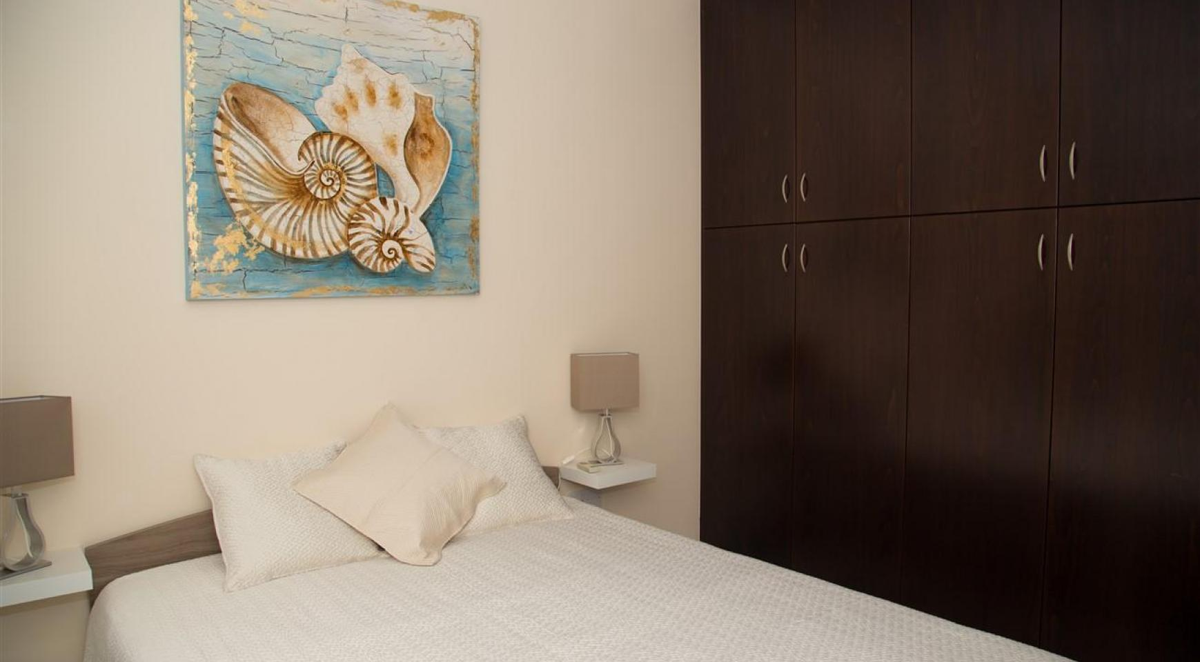 Frida Court. Уютная 2-Спальная Квартира 201 в Районе Potamos Germasogeia - 10