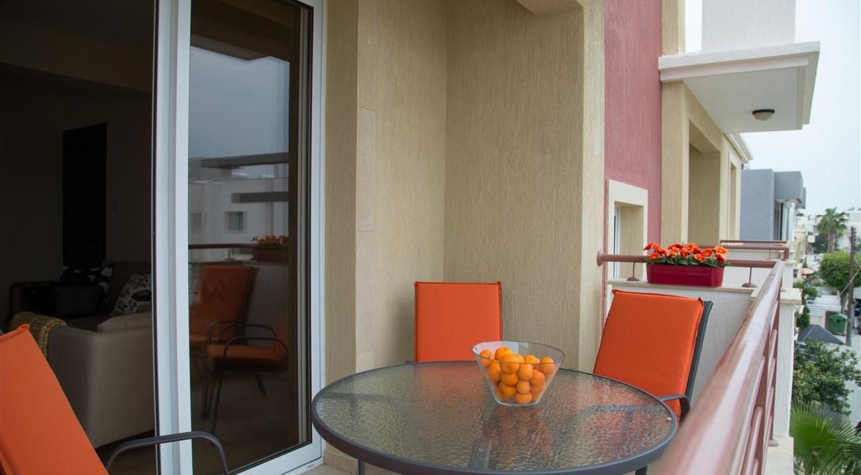 Frida Court. Уютная 2-Спальная Квартира 201 в Районе Potamos Germasogeia - 13