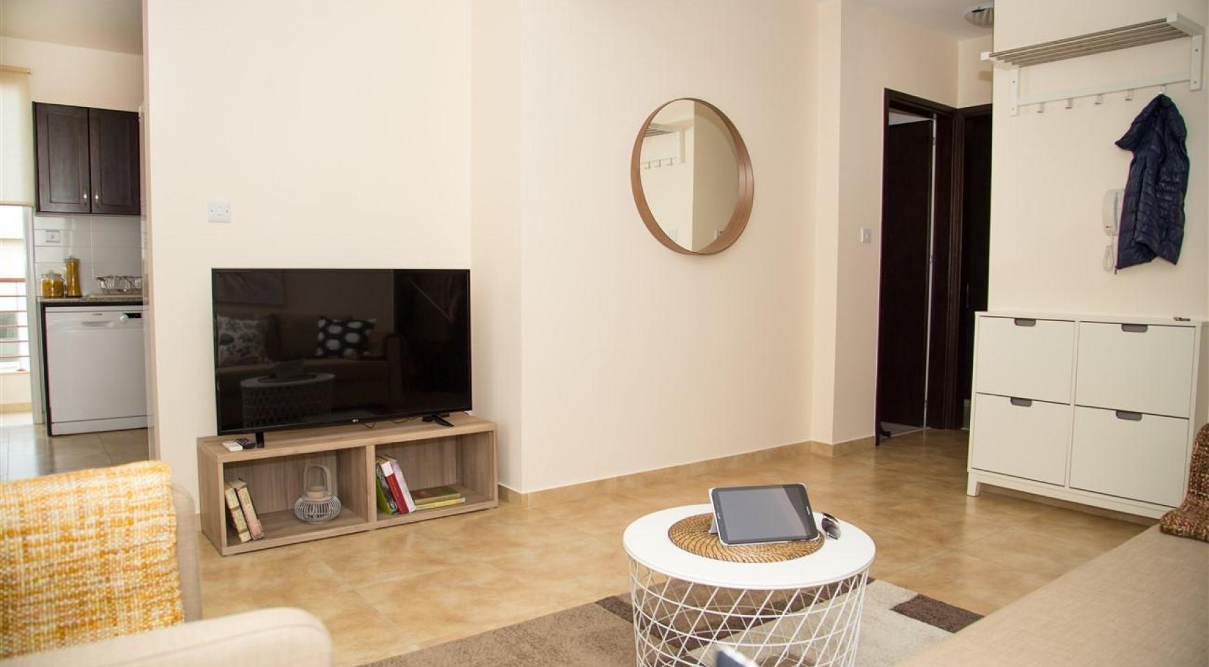 Frida Court. Уютная 2-Спальная Квартира 201 в Районе Potamos Germasogeia - 5