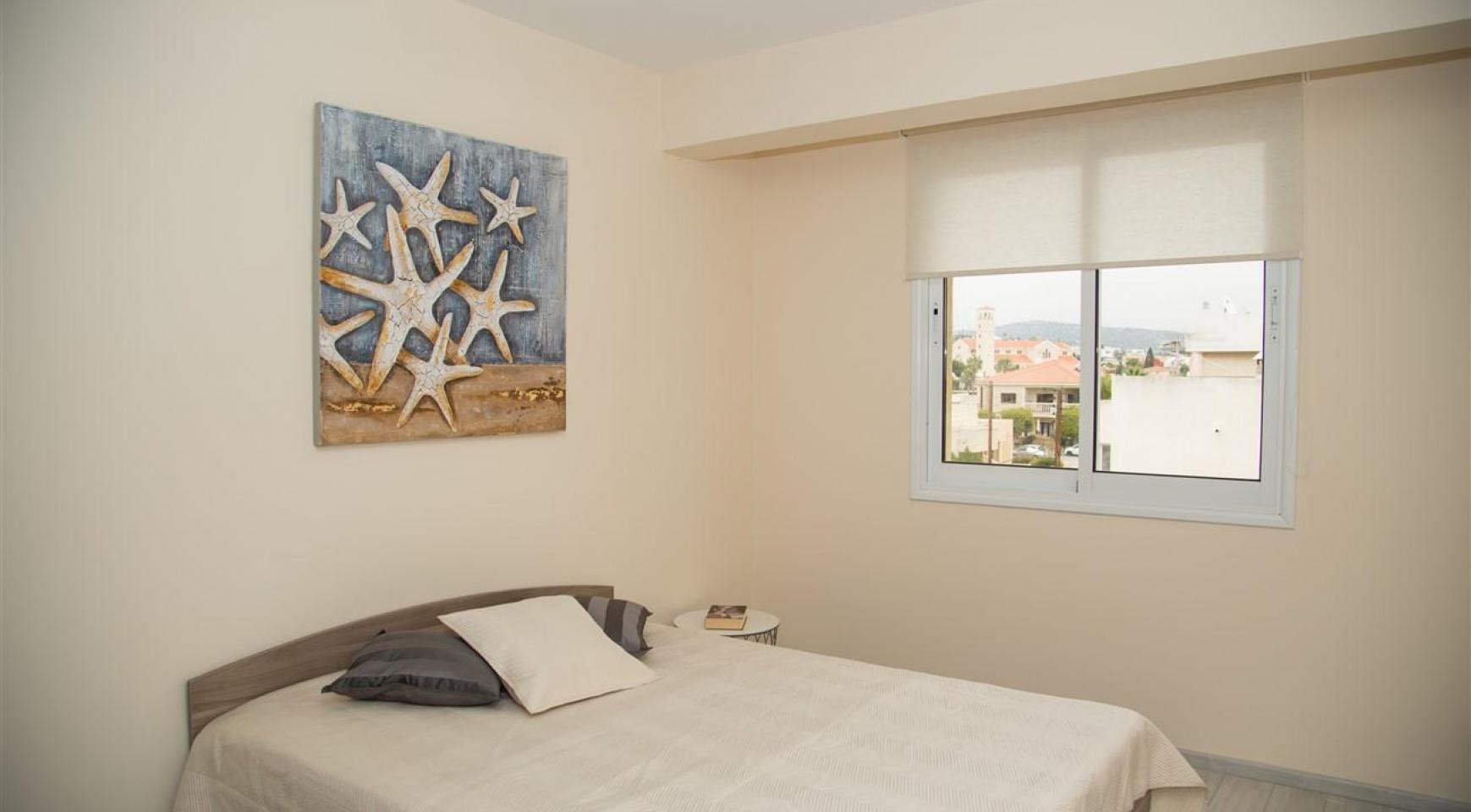 Frida Court. Уютная 2-Спальная Квартира 201 в Районе Potamos Germasogeia - 7
