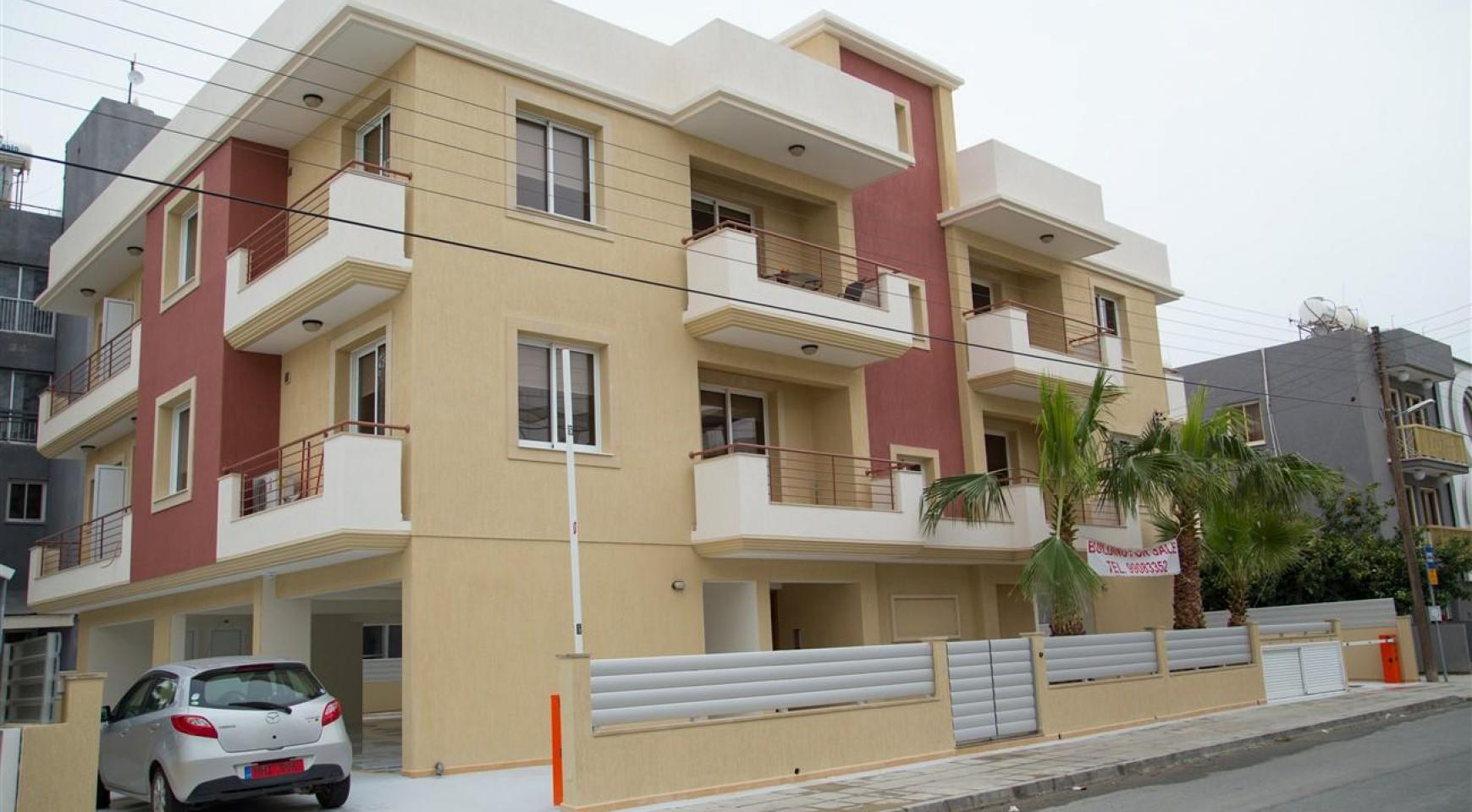 Frida Court. Уютная 2-Спальная Квартира 201 в Районе Potamos Germasogeia - 16