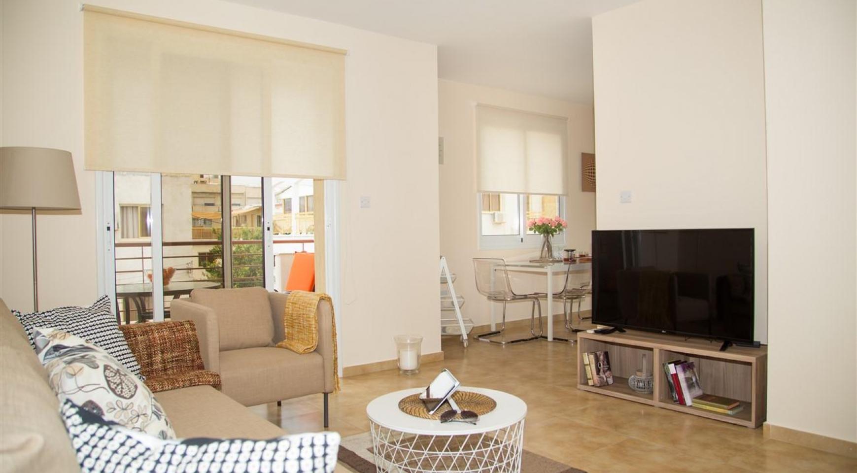 Frida Court. Уютная 2-Спальная Квартира 201 в Районе Potamos Germasogeia - 2