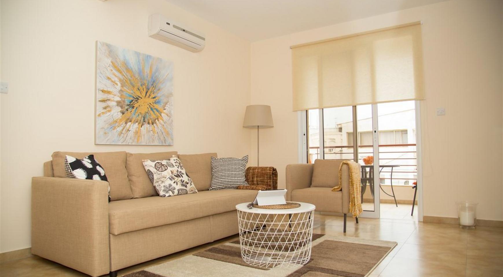 Frida Court. Уютная 2-Спальная Квартира 201 в Районе Potamos Germasogeia - 1