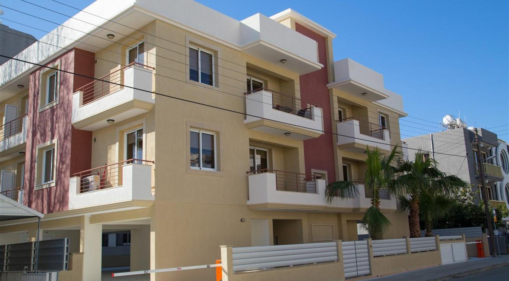 Frida Court. Уютная 2-Спальная Квартира 201 в Районе Potamos Germasogeia - 18