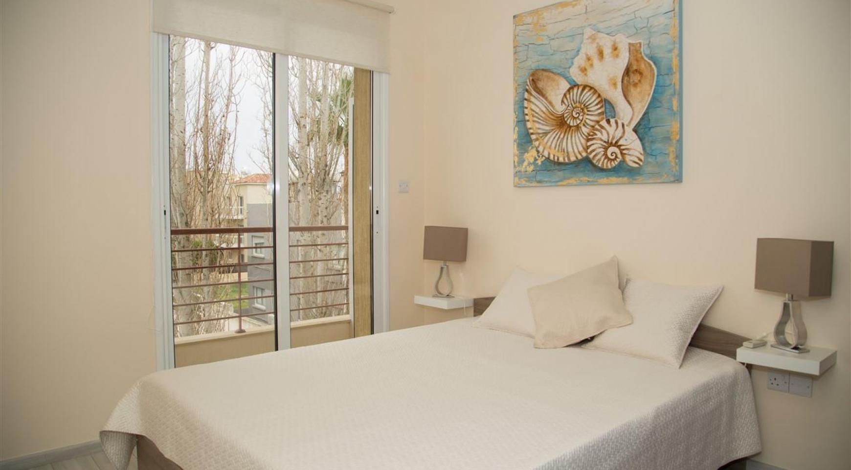 Frida Court. Уютная 2-Спальная Квартира 201 в Районе Potamos Germasogeia - 9