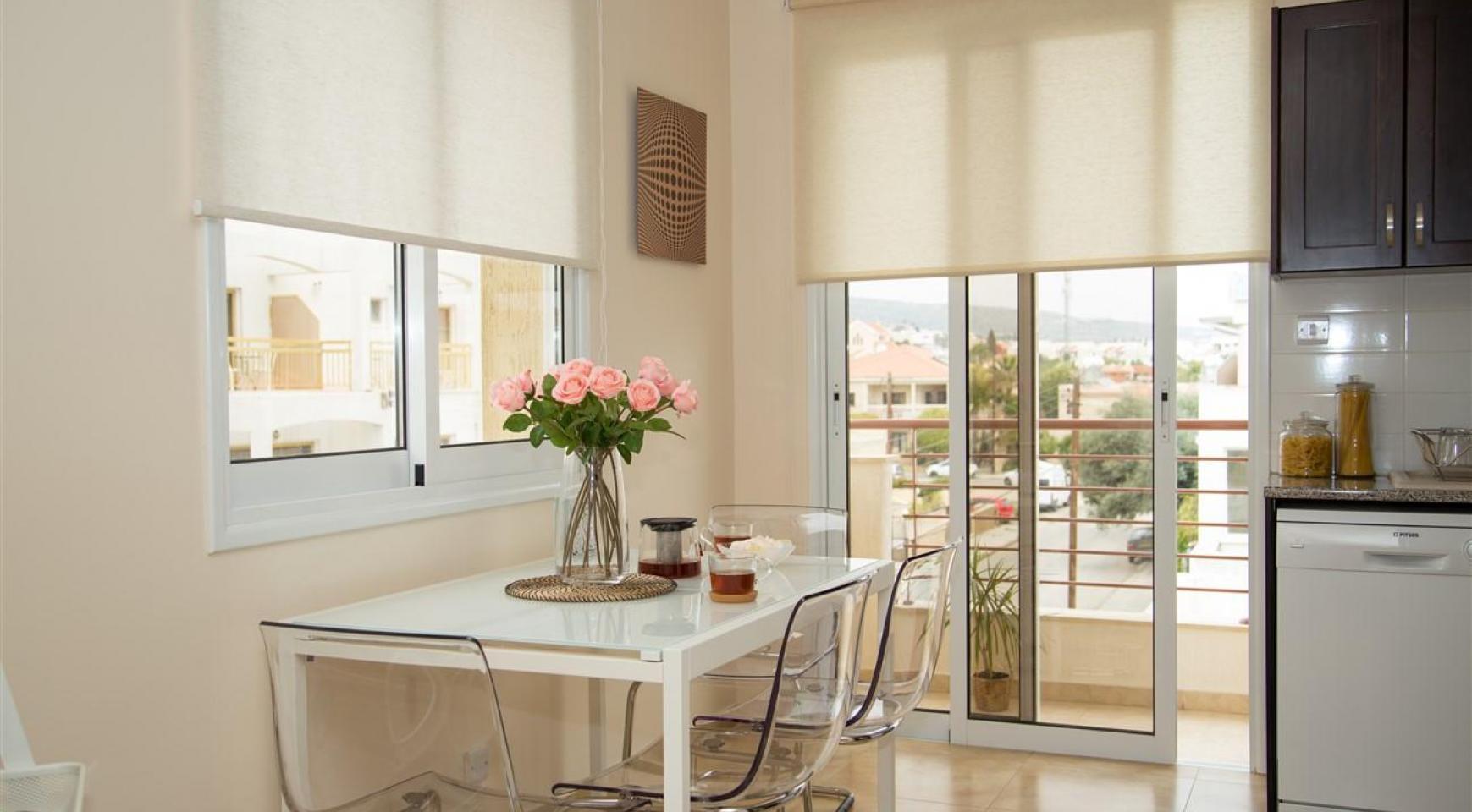 Frida Court. Уютная 2-Спальная Квартира 201 в Районе Potamos Germasogeia - 6