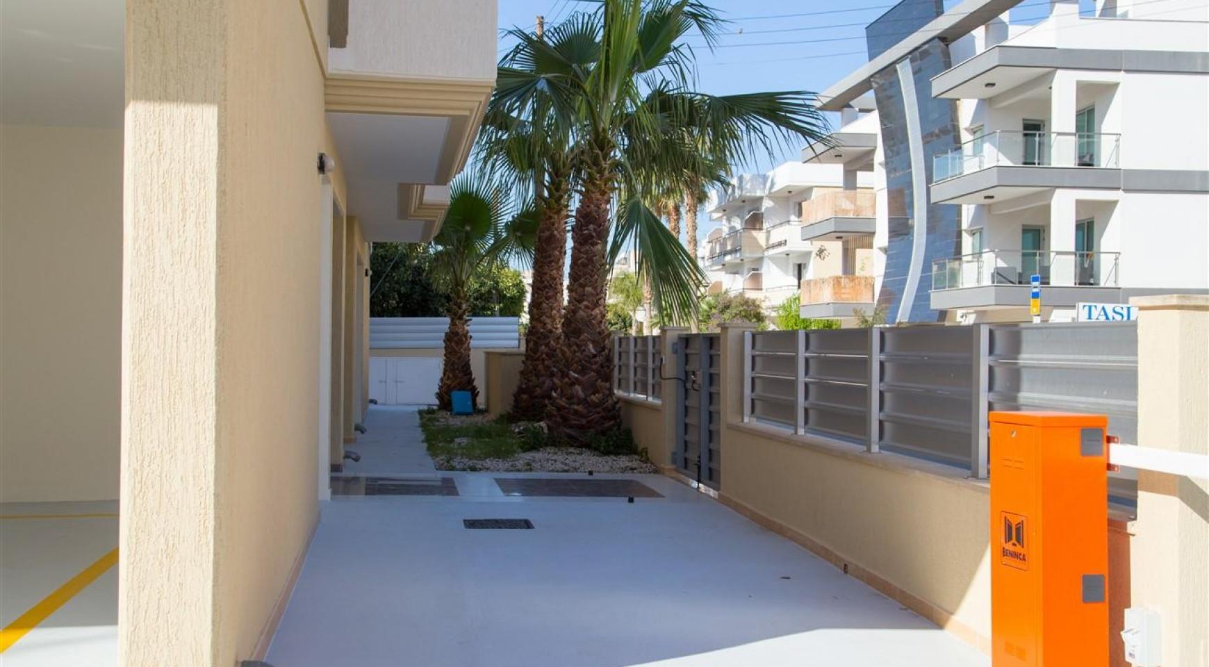 Frida Court. Уютная Просторная Односпальная Квартира 103 в Районе Potamos Germasogeia - 12