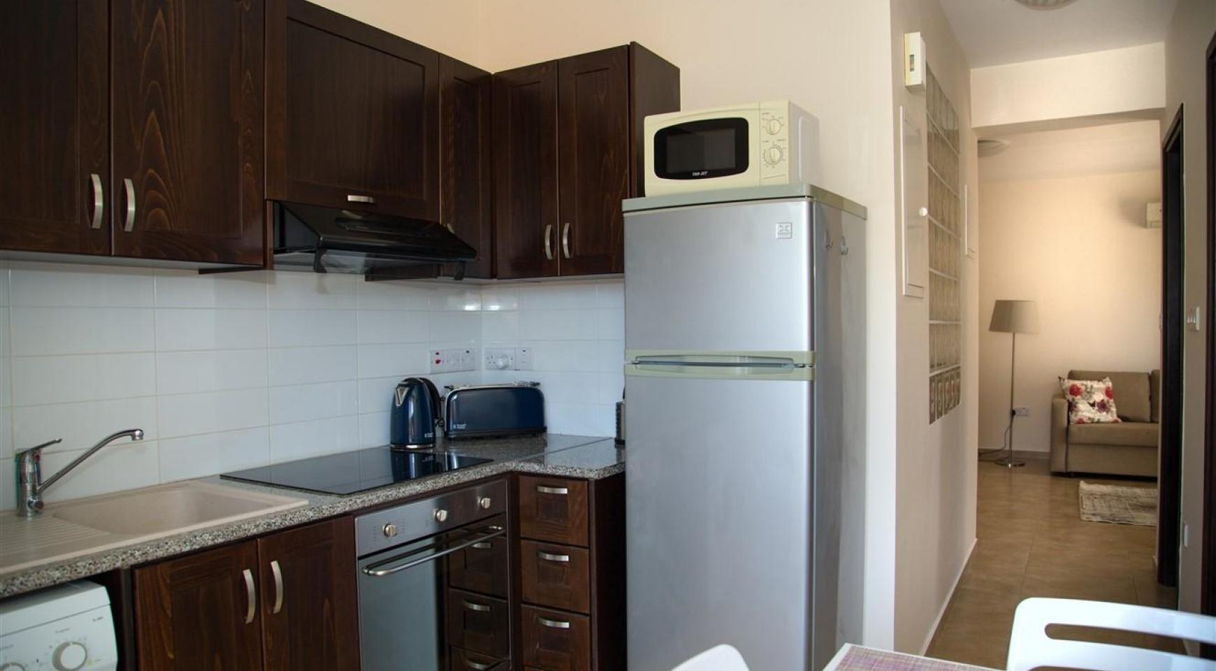 Frida Court. Уютная Просторная Односпальная Квартира 103 в Районе Potamos Germasogeia - 5
