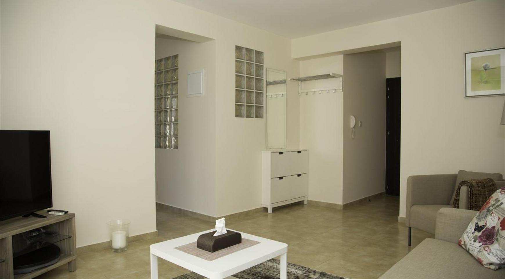 Frida Court. Уютная Просторная Односпальная Квартира 103 в Районе Potamos Germasogeia - 3