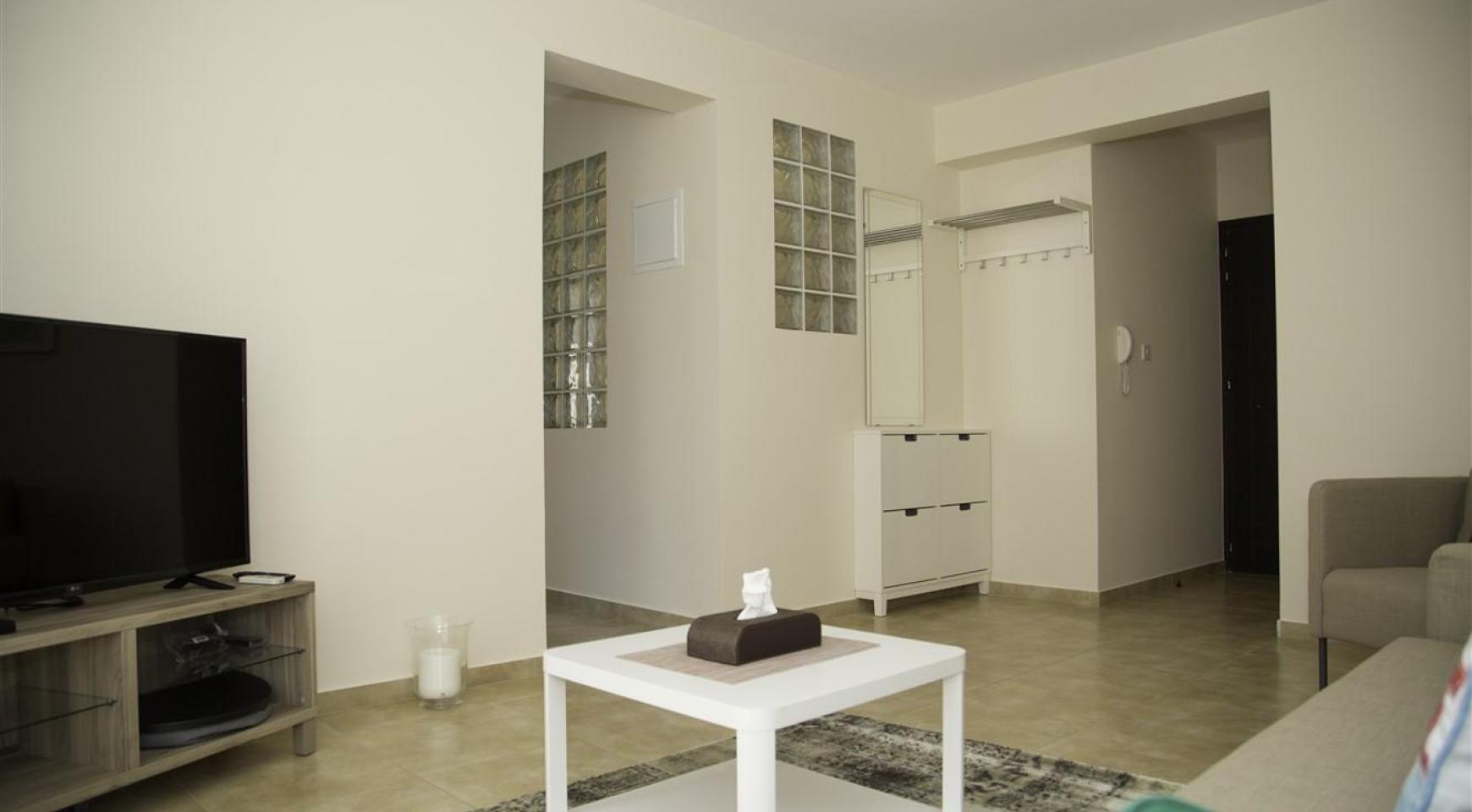 Frida Court. Уютная Просторная Односпальная Квартира 103 в Районе Potamos Germasogeia - 4