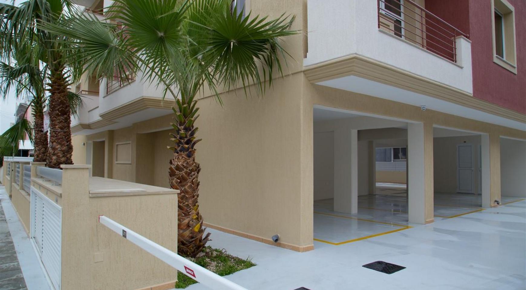 Frida Court. Уютная Просторная Односпальная Квартира 103 в Районе Potamos Germasogeia - 13