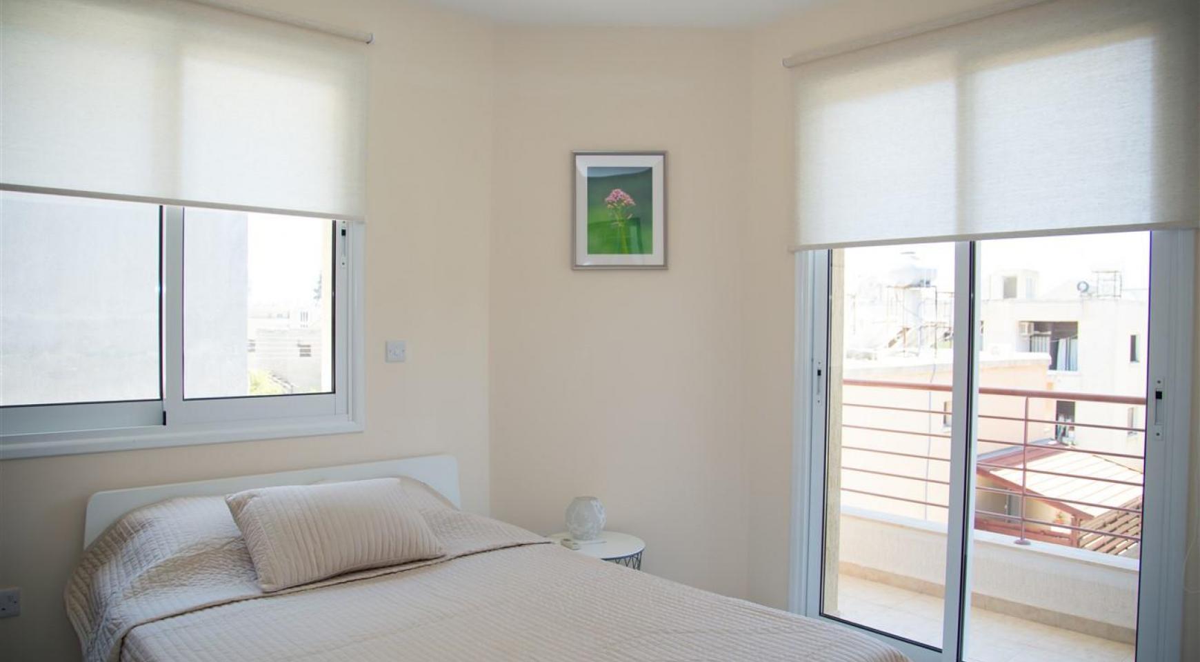Frida Court. Уютная Просторная Односпальная Квартира 103 в Районе Potamos Germasogeia - 7