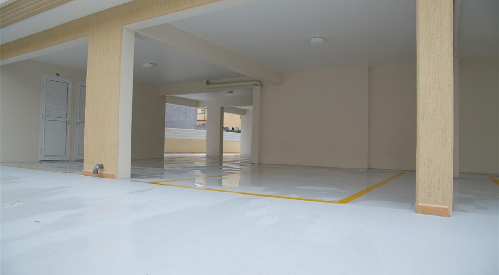 Frida Court. Уютная Просторная Односпальная Квартира 203 в Районе Potamos Germasogeia - 11