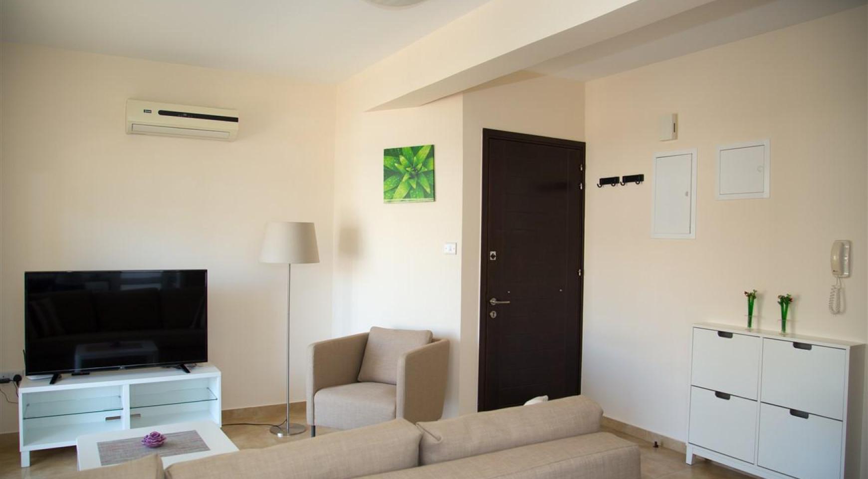Frida Court. Уютная Просторная Односпальная Квартира 104 в Районе Potamos Germasogeia - 8