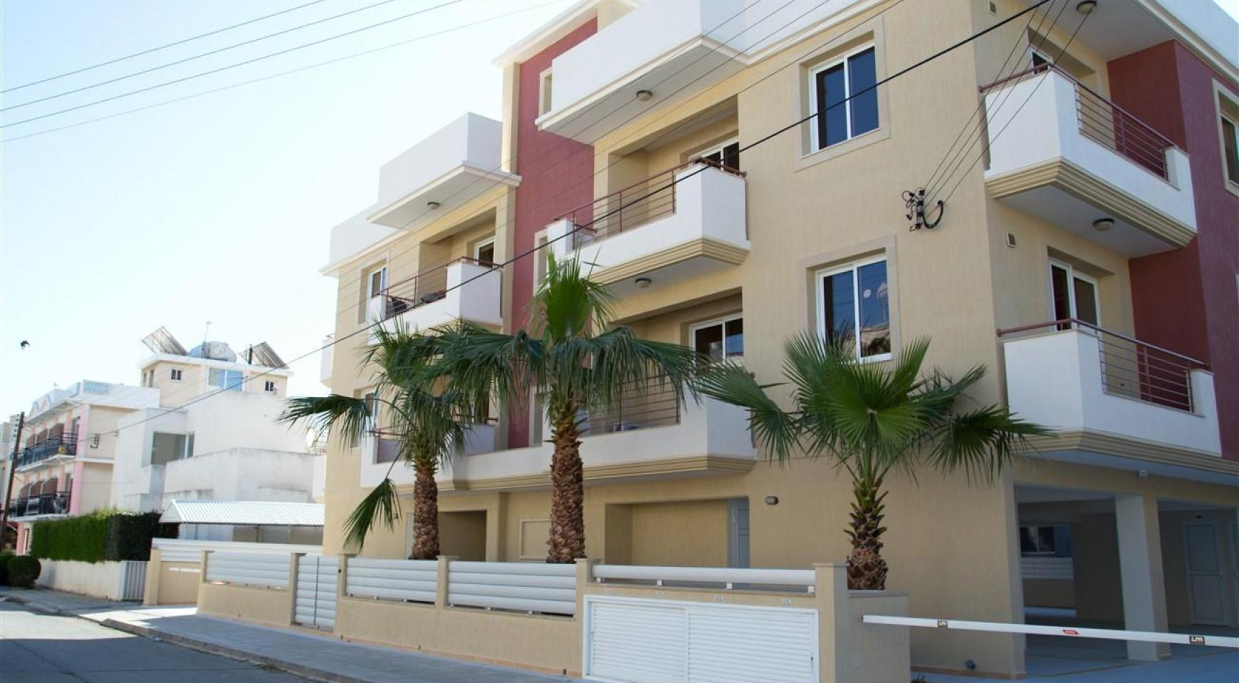 Frida Court. Уютная Просторная Односпальная Квартира 204 в Районе Potamos Germasogeia - 14