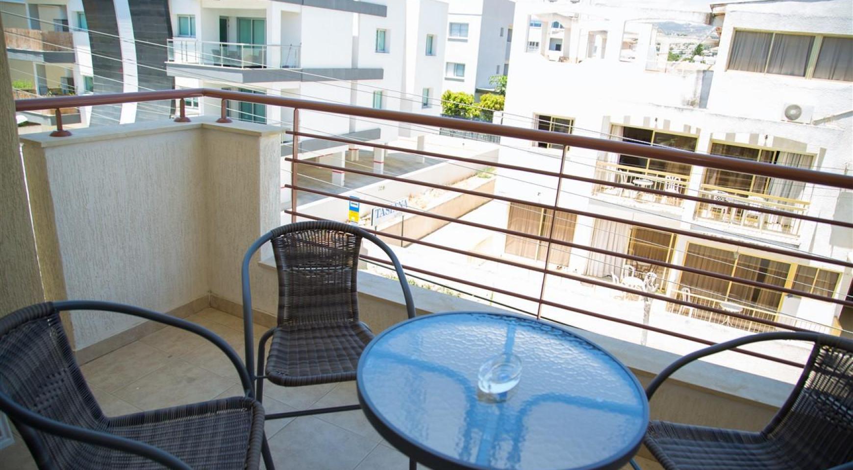 Frida Court. Уютная Просторная Односпальная Квартира 204 в Районе Potamos Germasogeia - 12