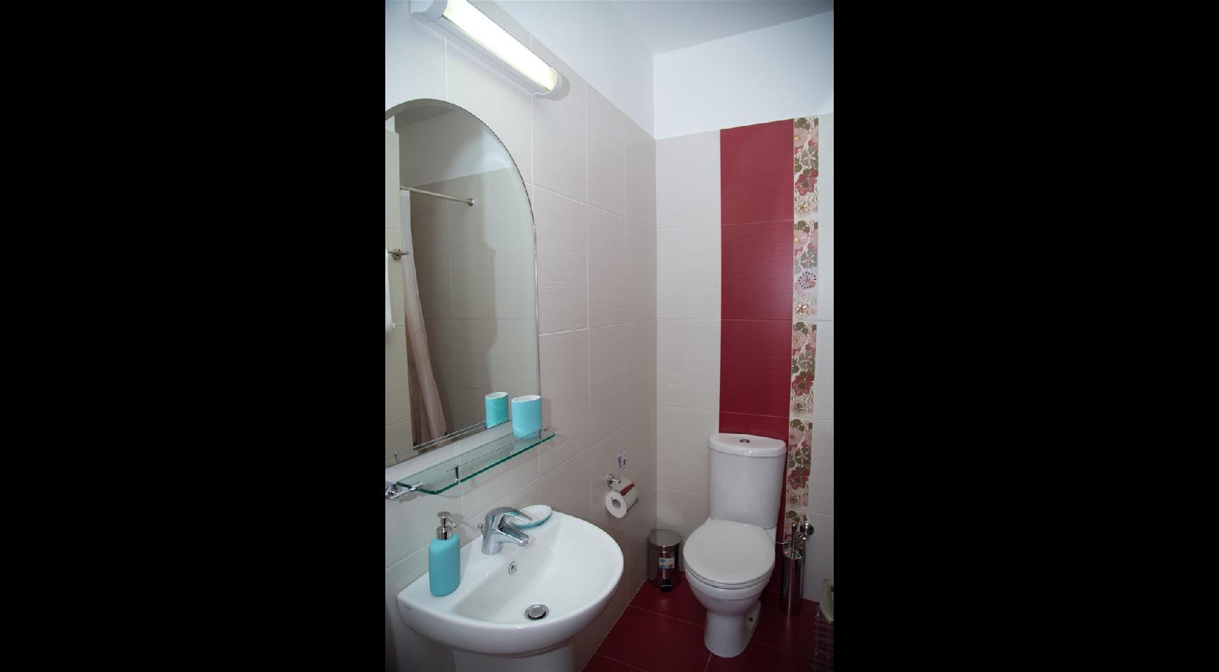 Frida Court. Уютная Просторная Односпальная Квартира 204 в Районе Potamos Germasogeia - 10