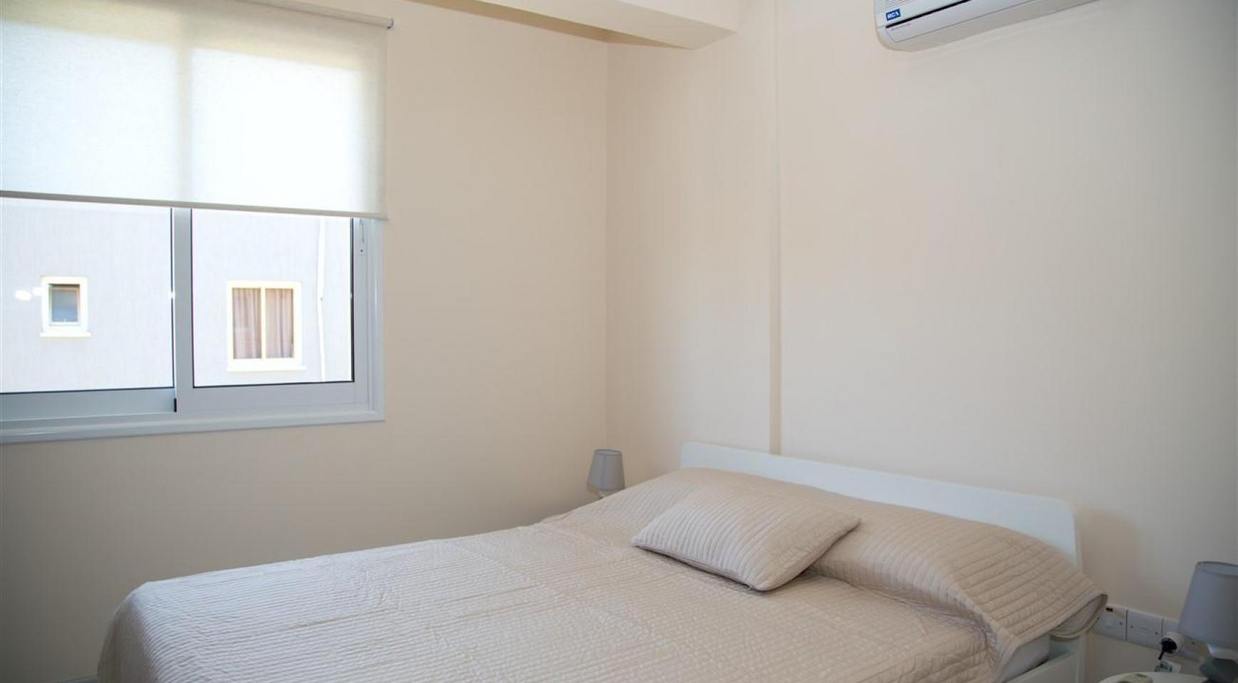 Frida Court. Уютная Просторная Односпальная Квартира 204 в Районе Potamos Germasogeia - 9
