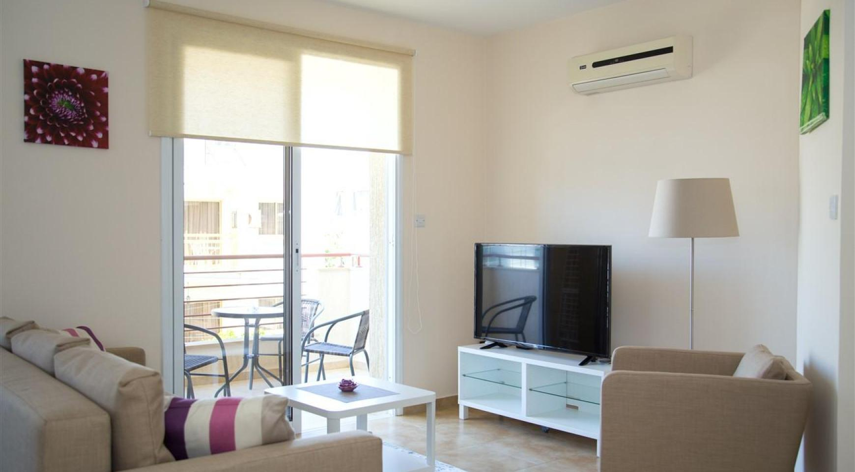 Frida Court. Уютная Просторная Односпальная Квартира 204 в Районе Potamos Germasogeia - 3