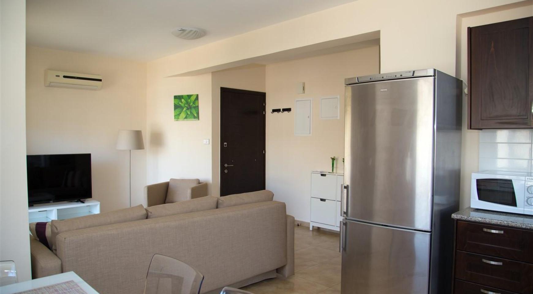 Frida Court. Уютная Просторная Односпальная Квартира 204 в Районе Potamos Germasogeia - 7