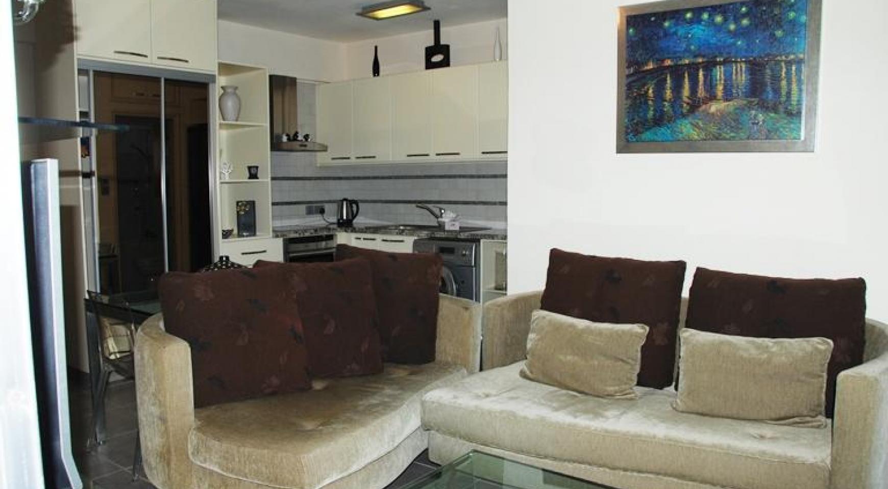 Односпальная Квартира возле Моря в Районе Agios Tychonas - 7