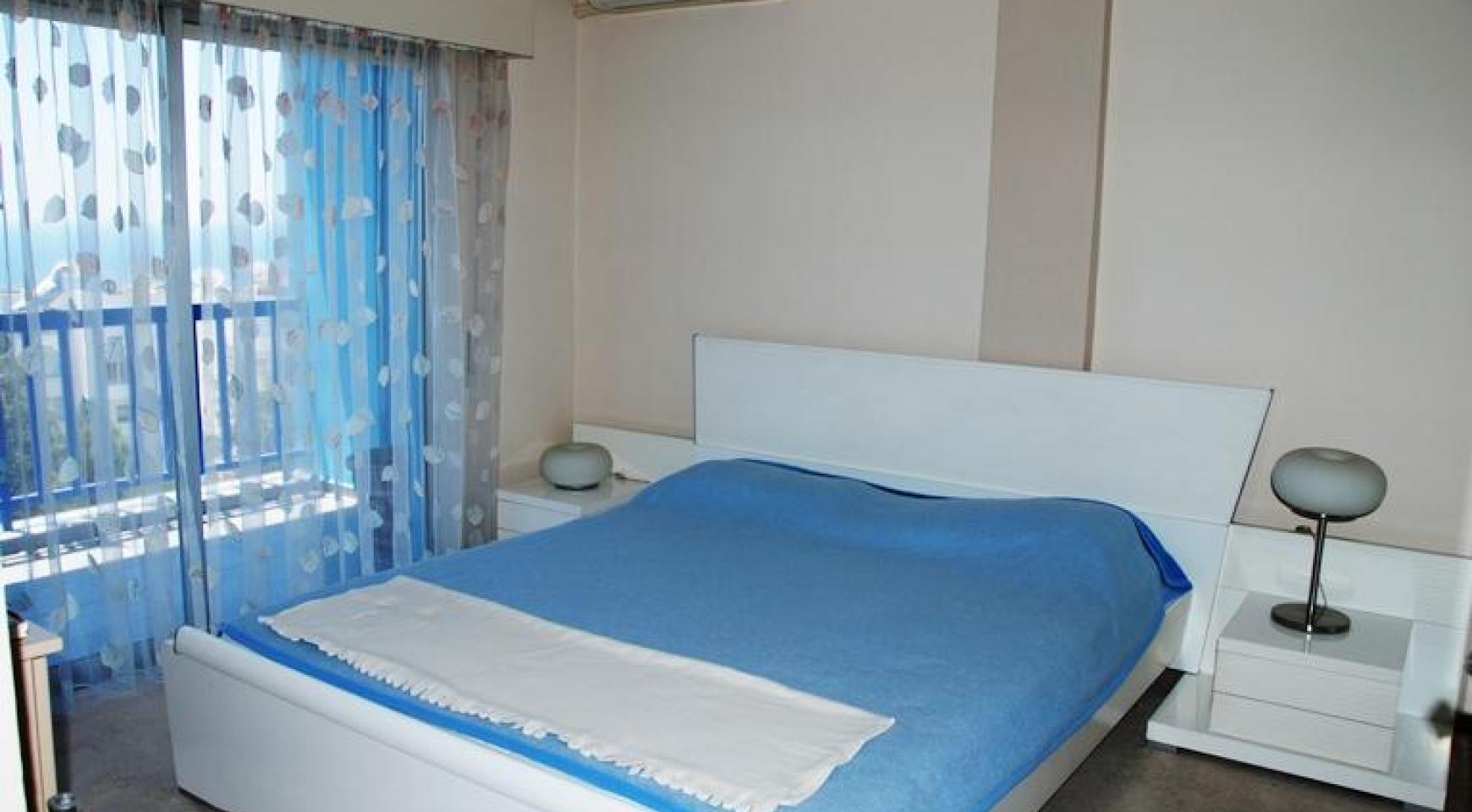 Односпальная Квартира возле Моря в Районе Agios Tychonas - 13