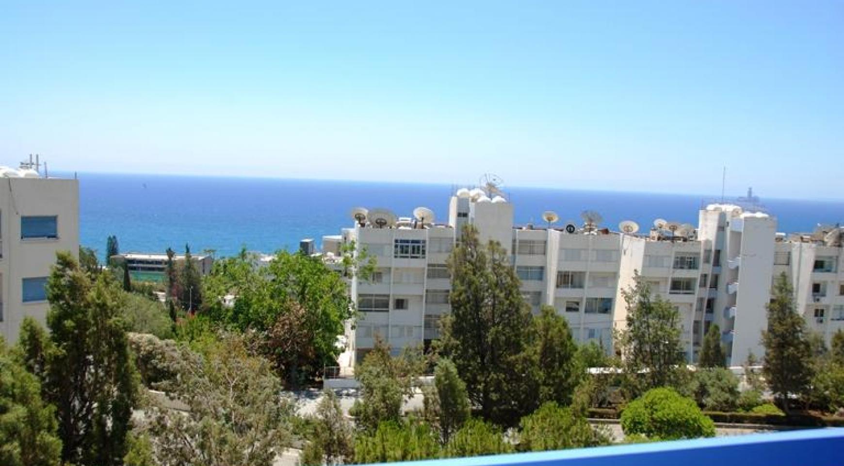 Односпальная Квартира возле Моря в Районе Agios Tychonas - 1