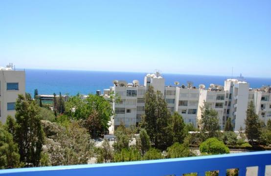 Односпальная Квартира возле Моря в Районе Agios Tychonas