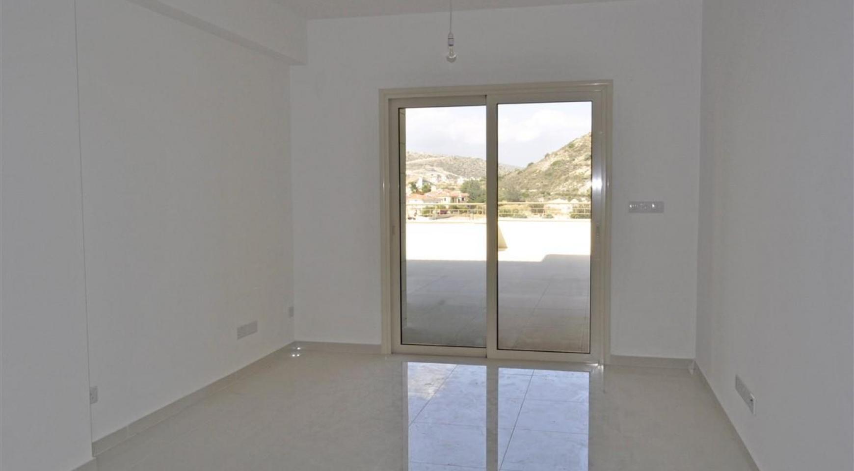 2-Спальная Квартира с Красивыми Видами в Районе Agios Athanasios - 9