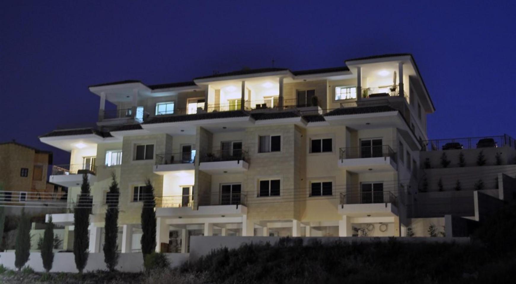 2-Спальная Квартира с Красивыми Видами в Районе Agios Athanasios - 8