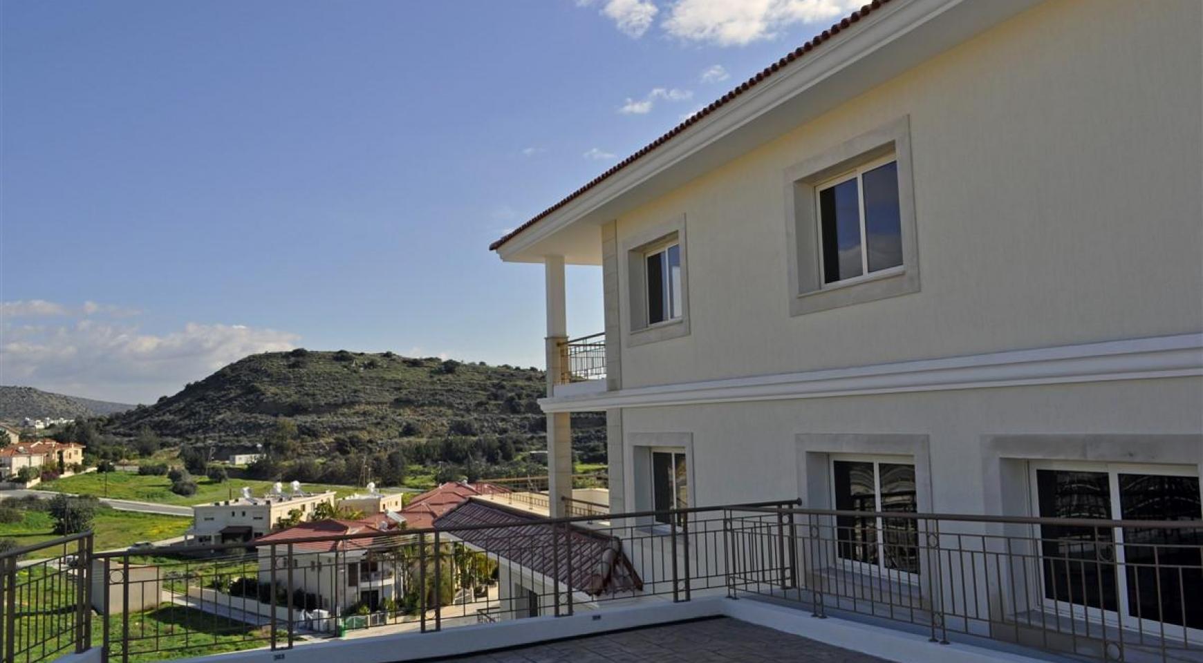 2-Спальная Квартира с Красивыми Видами в Районе Agios Athanasios - 6