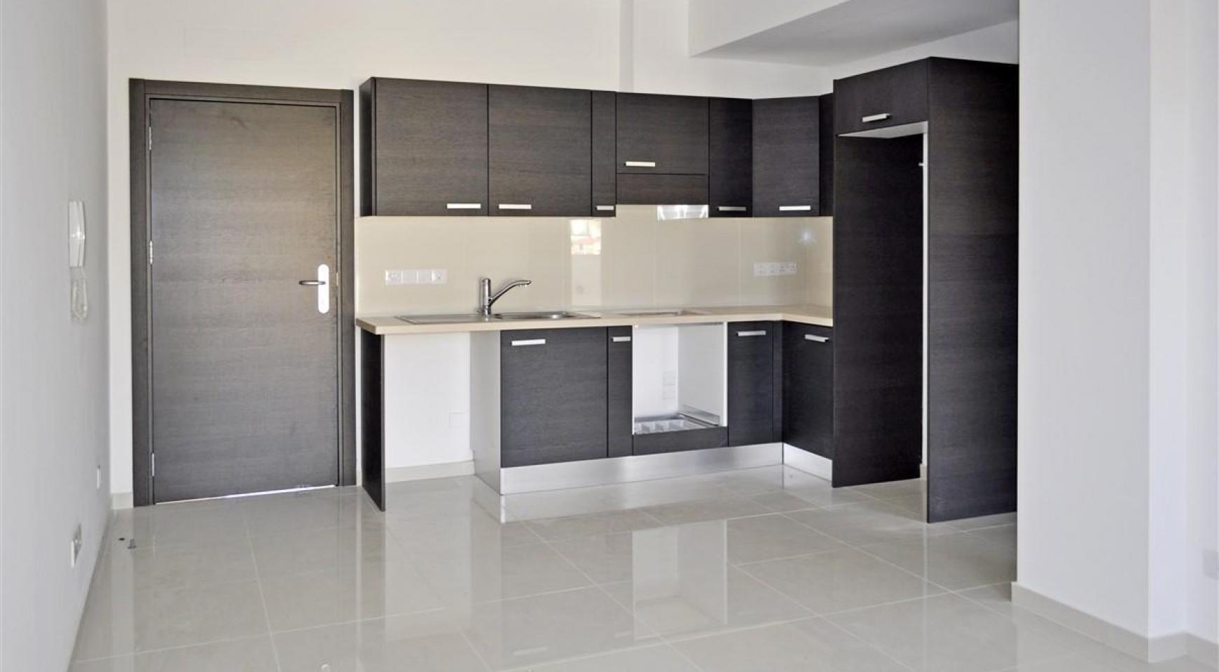2-Спальная Квартира с Красивыми Видами в Районе Agios Athanasios - 10