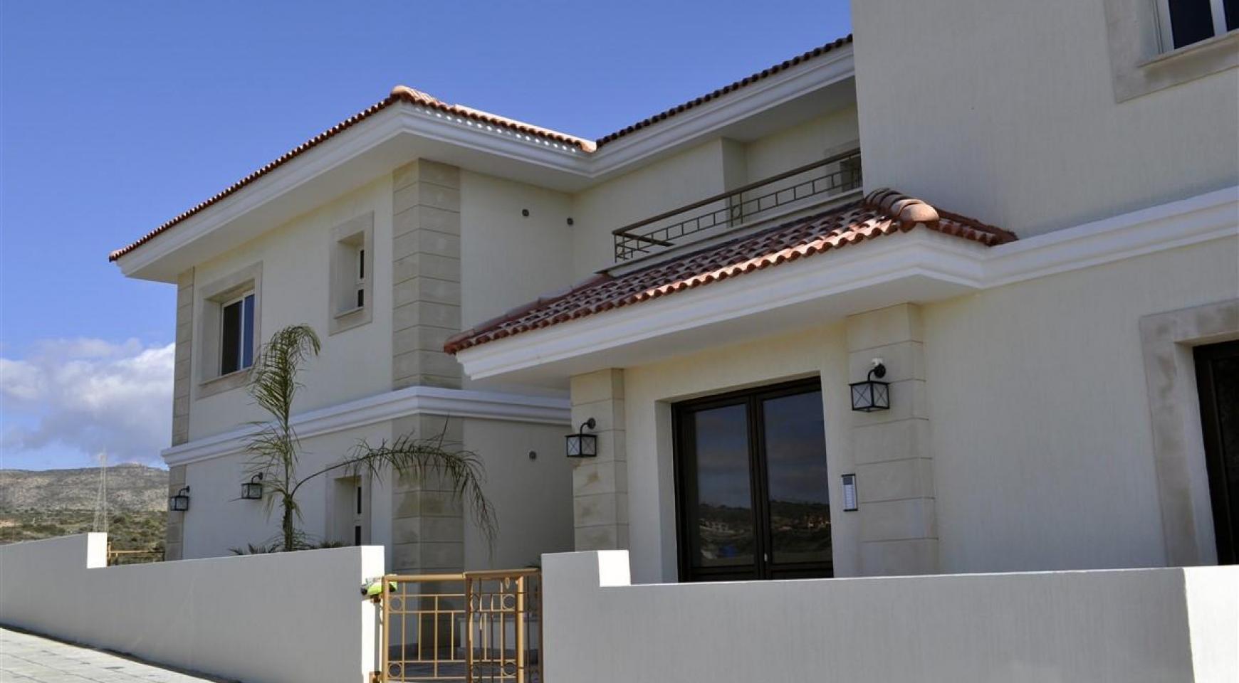2-Спальная Квартира с Красивыми Видами в Районе Agios Athanasios - 5