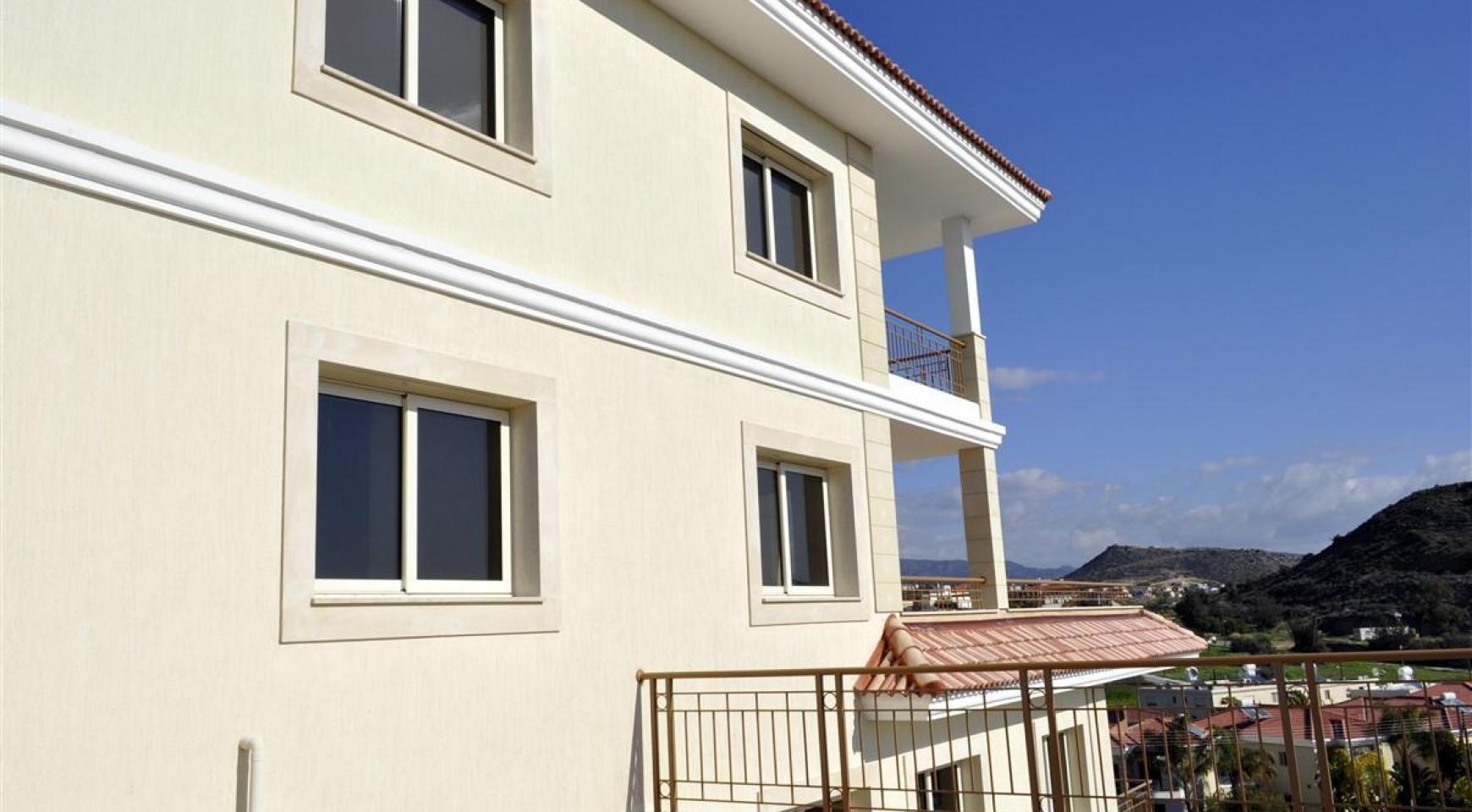 2-Спальная Квартира с Красивыми Видами в Районе Agios Athanasios - 7