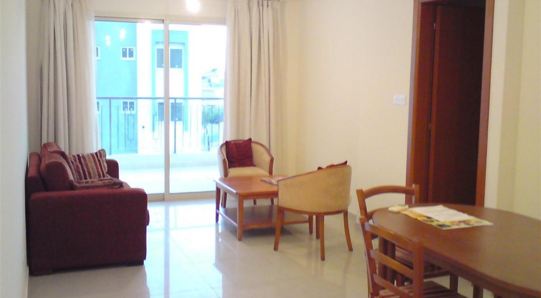 2-Спальная Квартира в Комплексе с Бассейном - 10