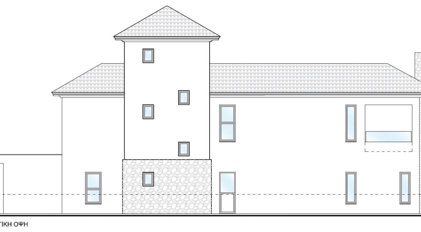 Элитная Просторная 4-Спальная Вилла в Районе Agios Athanasios - 2