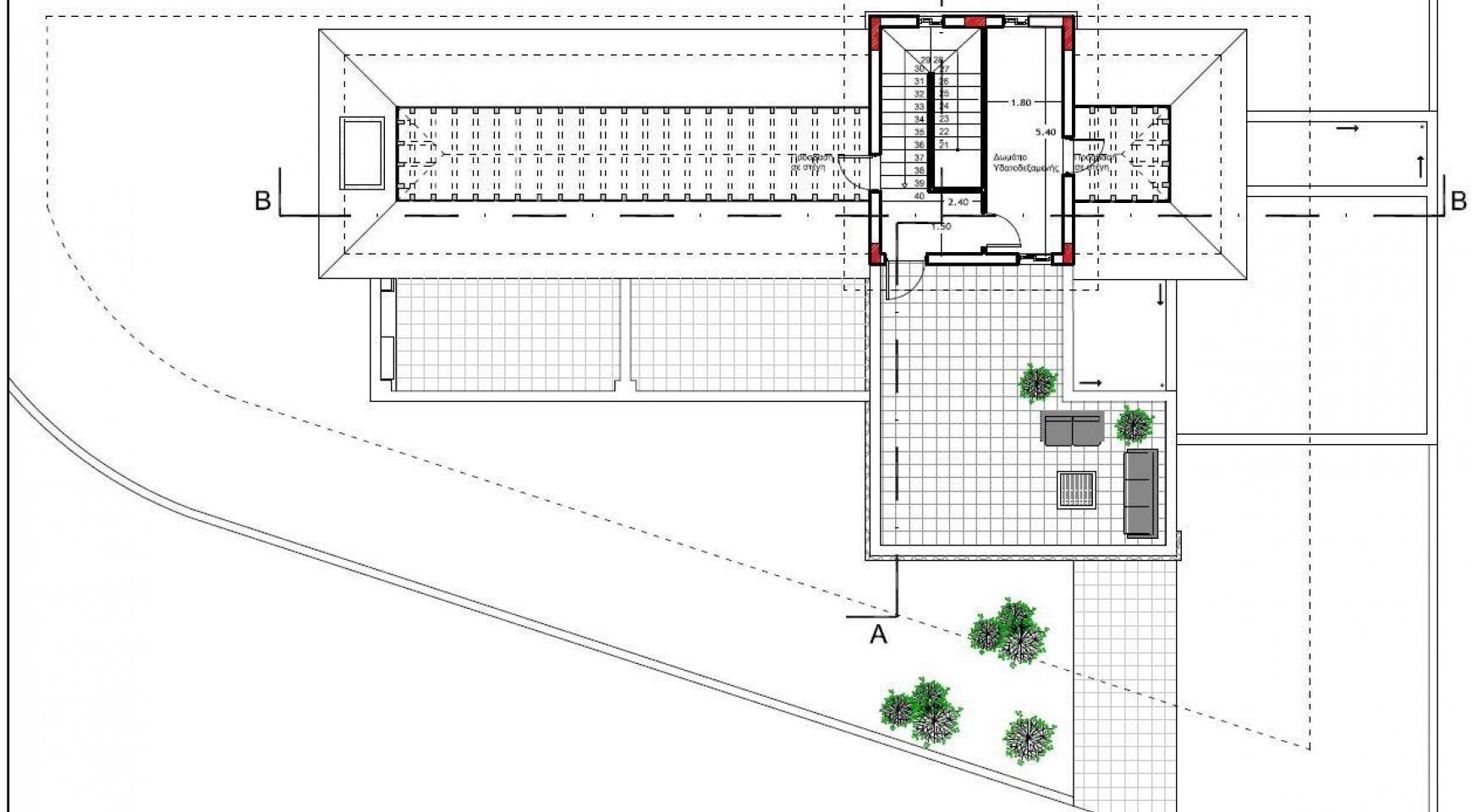 Элитная Просторная 4-Спальная Вилла в Районе Agios Athanasios - 8