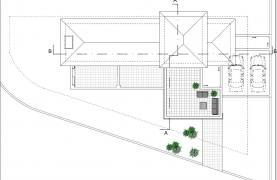 Элитная Просторная 4-Спальная Вилла в Районе Agios Athanasios - 15