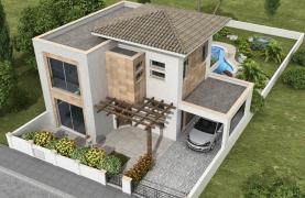 Новая 3-Спальная Вилла в Современном Проекте в Moni - 18