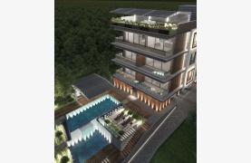 Новая 2-Спальная Квартира с Видом на Море в Туристической Зоне - 10