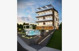 Новая 3-Спальная Квартира с Видом на Море в Туристической Зоне - 8